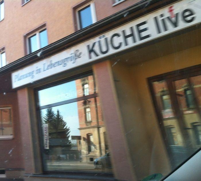 Kuche Live 1 Foto Zwickau Bahnhofsvorstadt Reichenbacher Str