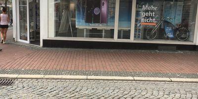 o2 Shop in Gera
