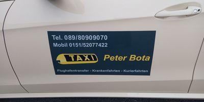 Bota Peter in Puchheim in Oberbayern