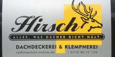 Hirsch Ralf Dachdeckerei in Frankfurt an der Oder