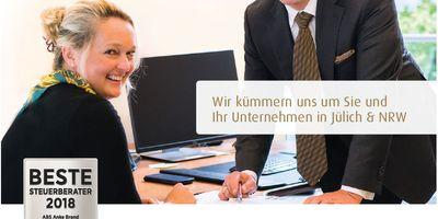 ABS Anke Brand Steuerberatung in Jülich