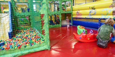 Schatzhöhle Kinderhallenspielplatz in Meerane