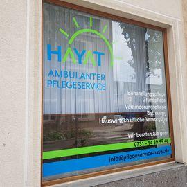 Pflegeservice-Hayat in Ulm an der Donau