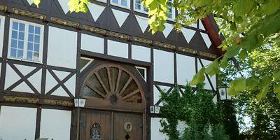 Landgasthaus Ottens Hof in Wewelsburg Stadt Büren