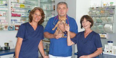 Uzur Stevo Dr.(Uni.Zagreb) Tierarztpraxis in Senden an der Iller