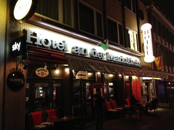 hotel an der marktkirche restaurant gr pchen hotel 11 bewertungen hannover mitte. Black Bedroom Furniture Sets. Home Design Ideas