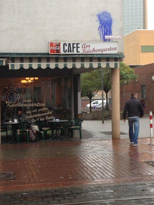 Cafe Am Kuchengarten Gaststattenbetrieb 2 Bewertungen Hannover