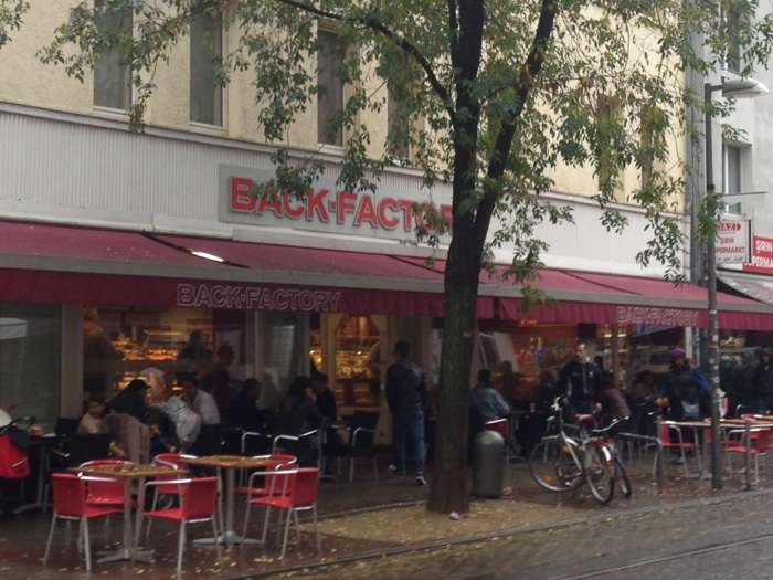 Back Factory Hannover Linden 11 Bewertungen Linden Stadt