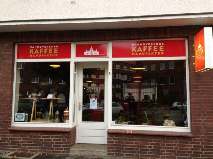 bilder und fotos zu hannoversche kaffeemanufaktur in hannover liepmannstra e. Black Bedroom Furniture Sets. Home Design Ideas