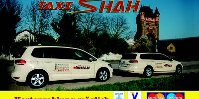 Taxi Shah Taxiunternehmen in Worms