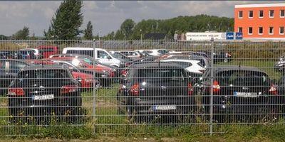 Parkplatzvermietung, Parkplätze Nähe Flughafen Leipzig C. Pelz in Schkeuditz