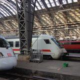 Hauptbahnhof Frankfurt in Frankfurt am Main