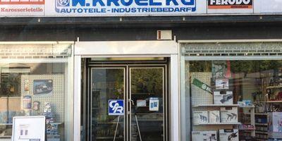 Kruel Wilhelm Industriebedarf in Birkenfeld an der Nahe