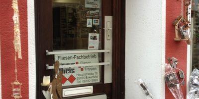 Fliesenfachbetrieb Theis GmbH Fliesenlegermeisterbetrieb in Birkenfeld an der Nahe