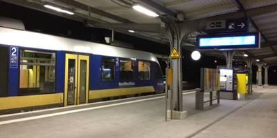 Bahnhof Elze (Han) in Elze an der Leine