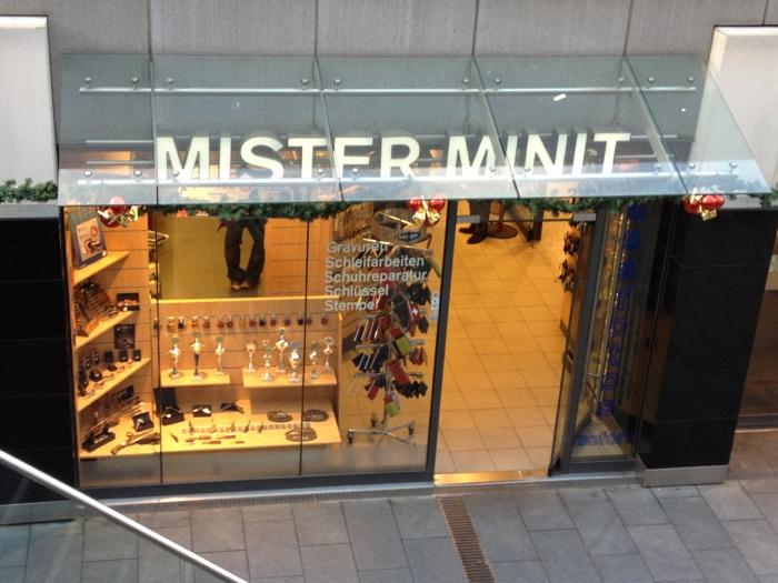 Mister Minit Galeria Kaufhof 30159 Hannover Mitte Offnungszeiten