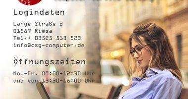 CSG-Computer GmbH & Co KG in Riesa