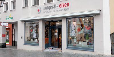 Hörgeräte Eisen - Fachinstitut für besseres Hören in Weißenburg in Bayern