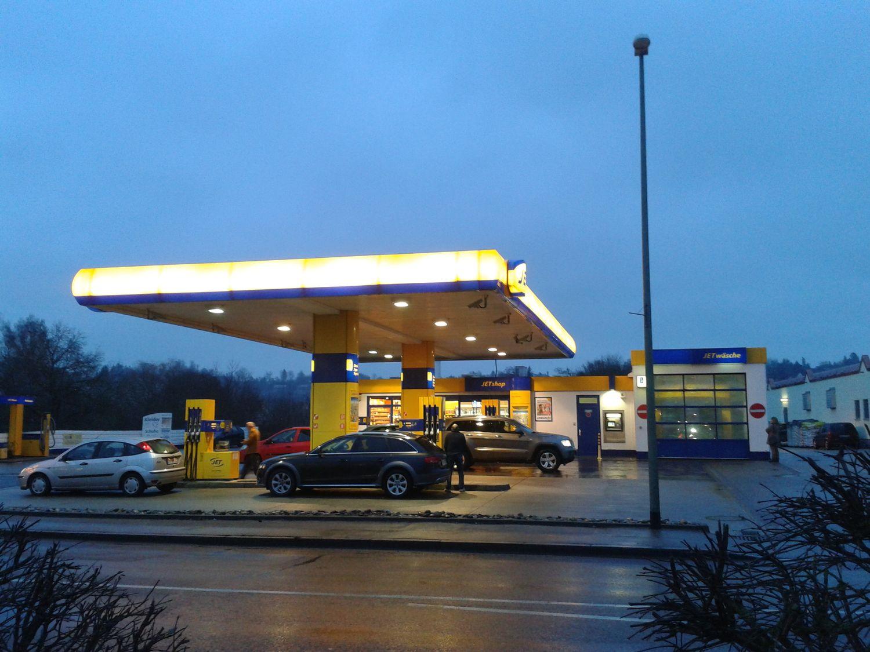 Jet Tankstelle Crailsheim
