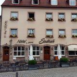 Altstadthotel u. Stadtcafé in Hammelburg