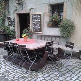 Altfränkische Weinstube in Rothenburg ob der Tauber