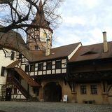 Schloss Ratibor mit Stadtmuseum in Roth in Mittelfranken