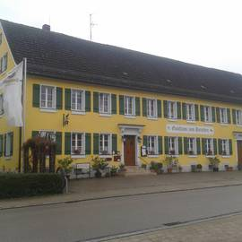 Gasthaus Zum Hirschen Inh. Heinz Bernhard in Muhr am See