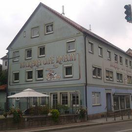 Knecht Fritz Bäckerei und Café in Crailsheim
