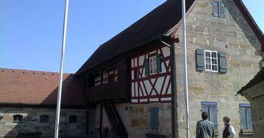 Museumshof Rosstal - Heimatmuseum in Roßtal in Mittelfranken
