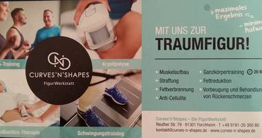 CURVES 'N' SHAPES - Die FigurWerkstatt in Forchheim in Oberfranken