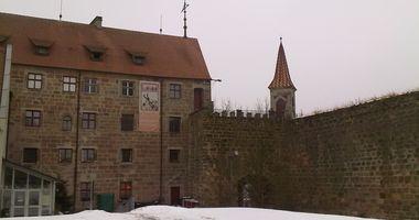 """Museum """"Haus fränkischer Geschichte"""" Burg Abenberg in Abenberg in Mittelfranken"""