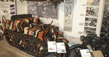 Deutsches Zweiradmuseum und NSU-Museum in Neckarsulm
