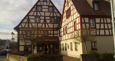 Bäckerei Held Café Zehntscheune Christian in Dietenhofen