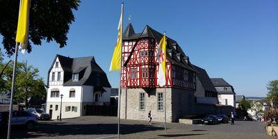 Hoher Dom zu Limburg in Limburg an der Lahn
