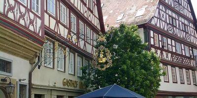 Gasthof Krone in Öhringen