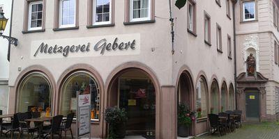 Gebert Ulrich Metzgerei in Bad Mergentheim
