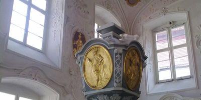 Schloßmuseum Ellwangen in Schloss ob Ellwangen Gemeinde Ellwangen