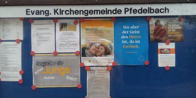 Evangelische Kirchengemeinde in Pfedelbach