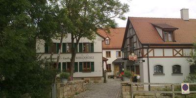 Kohlenmühle Gasthof Hausbrauerei in Neustadt an der Aisch