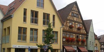 Modehaus Reissmann in Bad Mergentheim