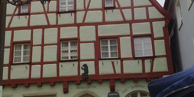 Hotel u. Gasthaus Schwarzer Bär in Weißenburg in Bayern
