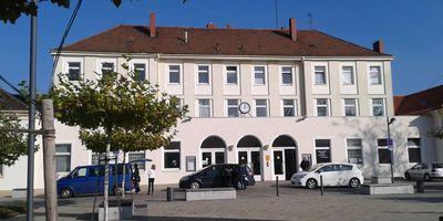 Bahnhof Nördlingen in Nördlingen