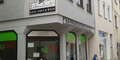 Lebenslust-Käse, Obst & Wein Beate Faasel Biofeinkostfachgeschäft in Bad Mergentheim