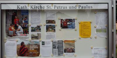 Katholisches Pfarramt in Pfedelbach