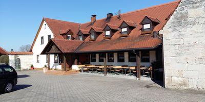 Traditions Gasthaus Lauberberg in Sterpersdorf Stadt Höchstadt an der Aisch