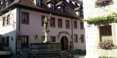 Hotel Ritter Jörg in Sommerhausen