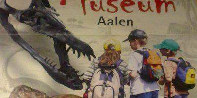 Urweltmuseum für Geologie u. Paläontologie in Aalen