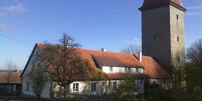 Brunnenhausmuseum & Historische Ochsentretanlage in Schillingsfürst