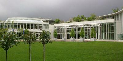 Kongresshaus Rosengarten, Ausstellungshalle (Alte Turnhalle) in Coburg