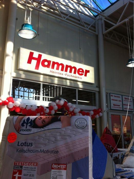 Bilder und Fotos zu Hammer - Fachmarkt für Heim ...